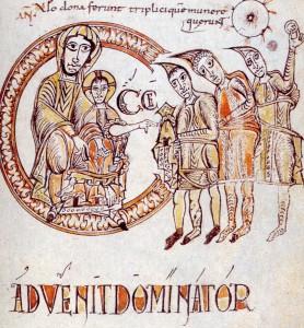 adorazione dei magi da codice angelica. 2006-12-06 (2)