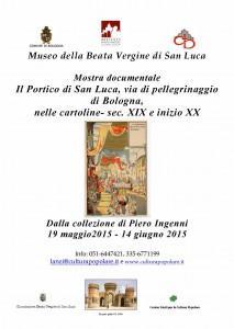 2015-05-19- mostra cartoline portico, locandina
